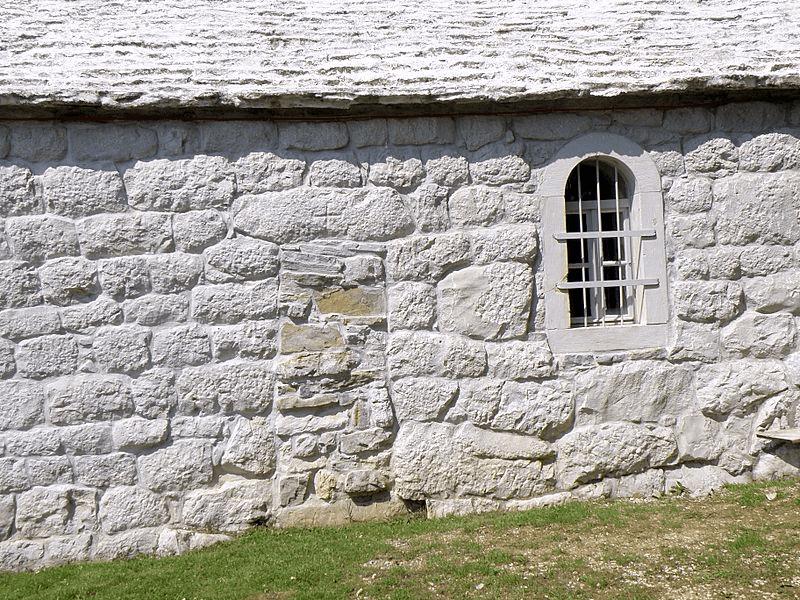 Vrata zazidana u XII. stoljeću
