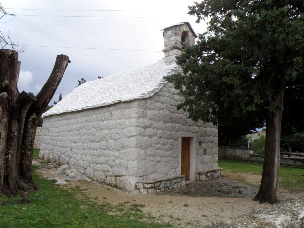 crkva sv ante naklice